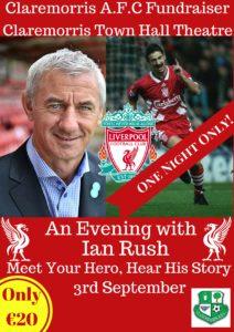 Liverpool Legend - Ian Rush