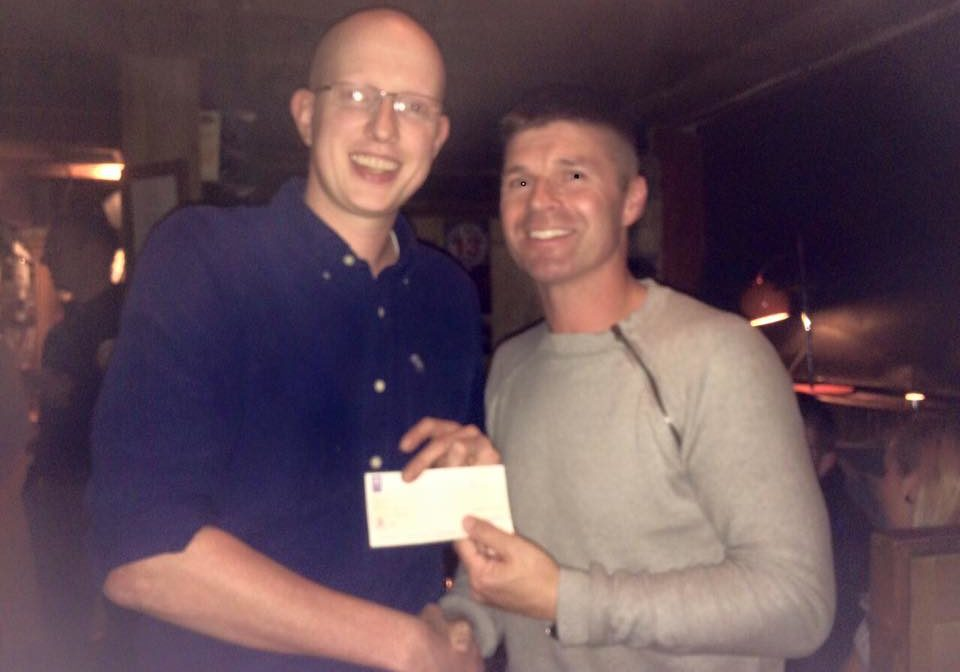 Winner of this weeks 50/50 draw is John Connolly who wins €436.