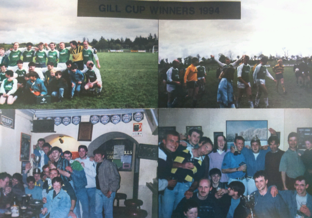 Gill Cup 1994