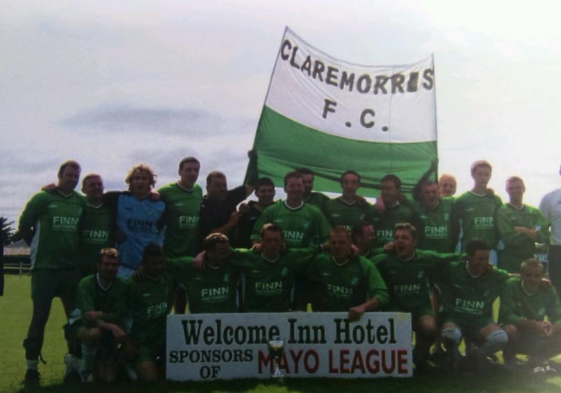 League Winners